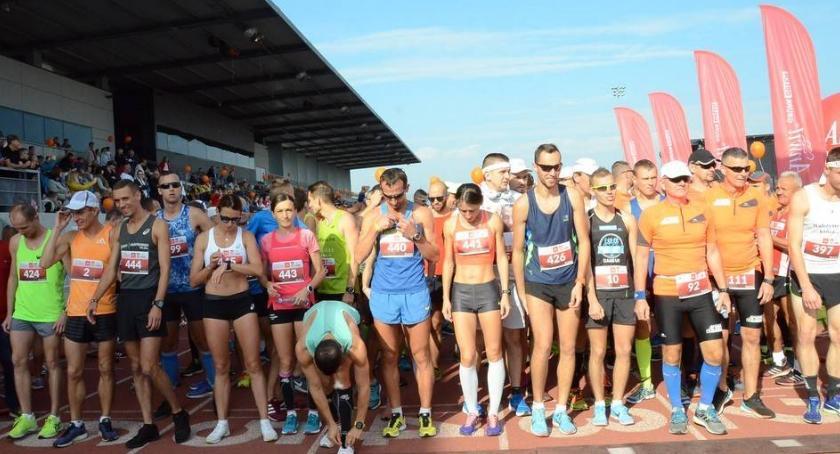 Biegi, Półmaraton Włocławek było prawdziwe święto biegania - zdjęcie, fotografia