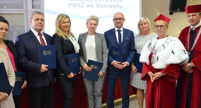 Szkoły wyższe, Inauguracja Akademickiego 2018/2019 Włocławku [ZDJĘCIA] - zdjęcie, fotografia