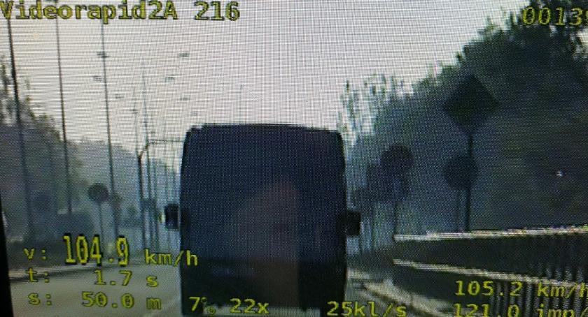 Policja - komunikaty policyjne, kierowców straciło prawo jazdy Toruńskiej Włocławku jeden dzień - zdjęcie, fotografia