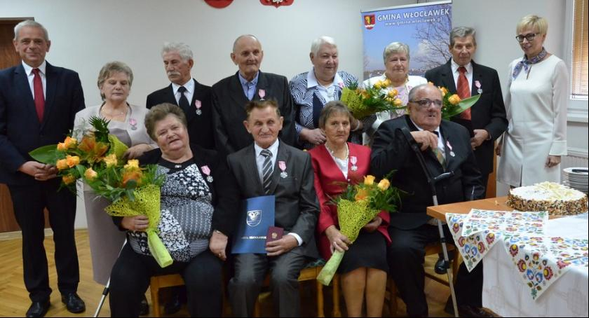 Fotoreportaże_, Jubileusze lecia małżeństwa Gminie Włocławek [ZDJĘCIA] - zdjęcie, fotografia