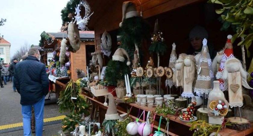 Polecamy, Jarmark Bożonarodzeniowy Włocławku Placu Wolności Czego spodziewać - zdjęcie, fotografia