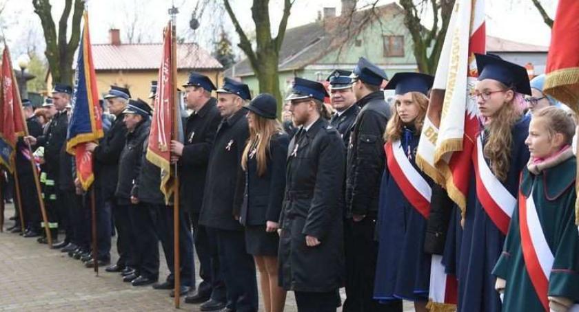 Święta państwowe i religijne, Obchody Święta Odzyskania Niepodległości Brześciu Kujawskim [PROGRAM] - zdjęcie, fotografia