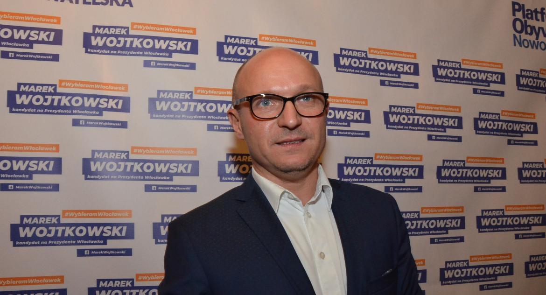 Polityka, Wybory Włocławek Marek Wojtkowski ponownie wybrany Prezydenta - zdjęcie, fotografia