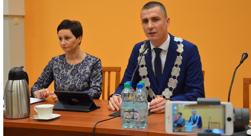 Rada Miasta , Pierwsza Sesja Miasta Włocławek - zdjęcie, fotografia