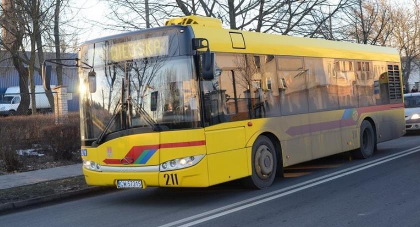 Komunikacja, Jutro kolejny dzień utrudnień pasażerów Włocławku - zdjęcie, fotografia