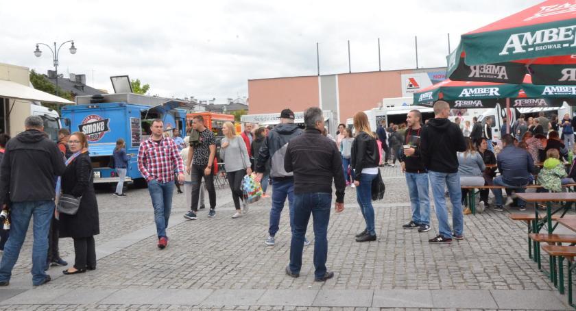 Polecamy, Trucki grudniu Włocławku Jakich pyszności skosztujesz - zdjęcie, fotografia
