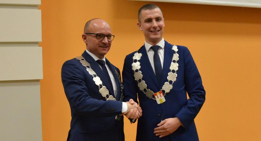 Rada Miasta , Krzysztof Kukucki trzecim zastępcą Prezydenta Włocławka - zdjęcie, fotografia