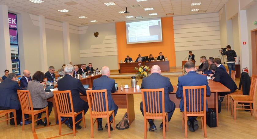 Rada Miasta , będzie zarabiał Prezydent Włocławka Sesja Miasta Włocławek - zdjęcie, fotografia