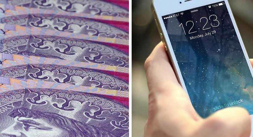 Sprawy kryminalne - kronika, Mieszkanka Włocławka zgubiła banknotów szuka Policja - zdjęcie, fotografia