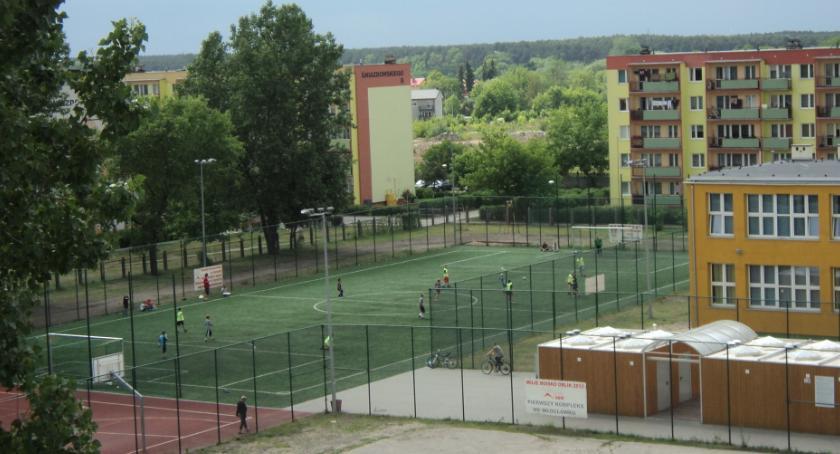 Piłka nożna, Włocławek najlepszego animatora sportu województwie - zdjęcie, fotografia