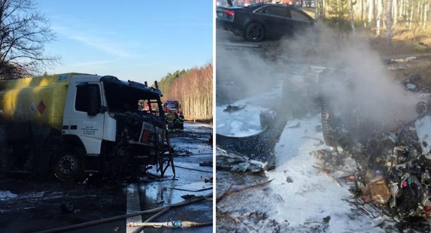 Wypadki drogowe, Śmiertelny wypadek Włocławkiem Kierowca poszukiwany przez policję - zdjęcie, fotografia