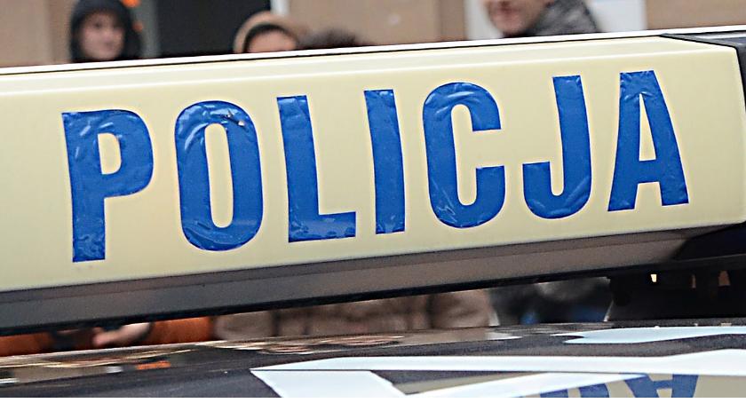 Sprawy kryminalne - kronika, Czterech złodziei zatrzymanych Włocławku Najmłodszy miał - zdjęcie, fotografia
