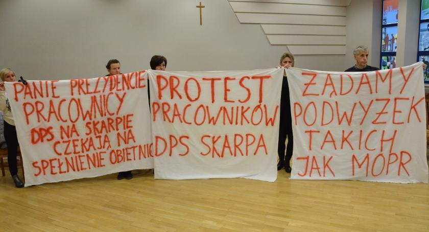 Rada Miasta , Podatki Włocławku górę zadecydowali radni - zdjęcie, fotografia