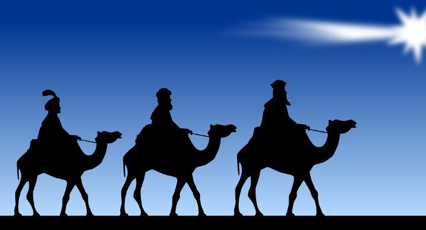 Święta państwowe i religijne, Orszak Trzech Króli Lubaniu - zdjęcie, fotografia