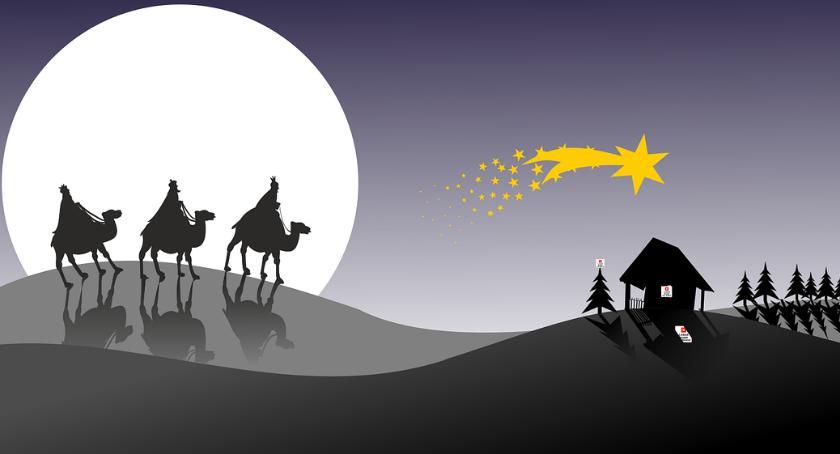 Święta państwowe i religijne, Orszak Trzech Króli Choceniu - zdjęcie, fotografia