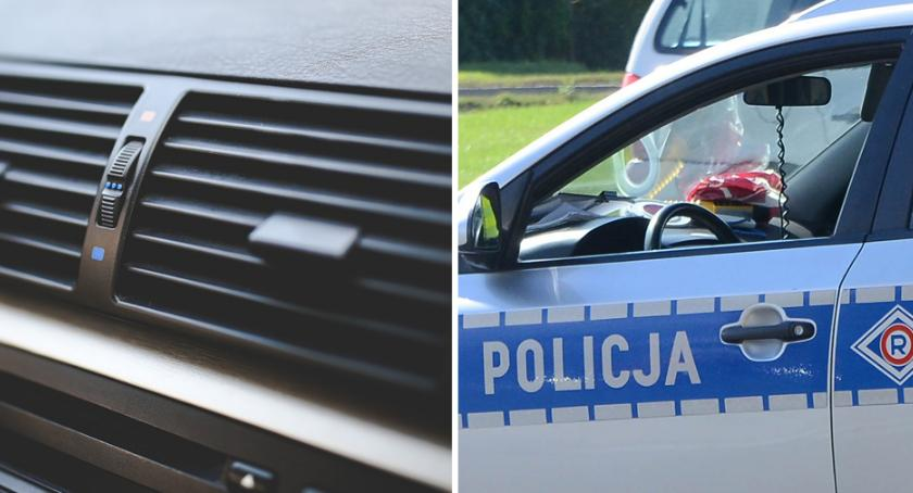Wypadki drogowe, Tragiczny wypadek Łochocinie drodze Włocławek Lipno żyje kierowca - zdjęcie, fotografia