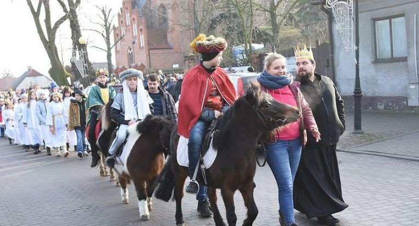 Święta państwowe i religijne, Orszak Trzech Króli Brześciu Kujawskim przejdzie ulicami miasta - zdjęcie, fotografia