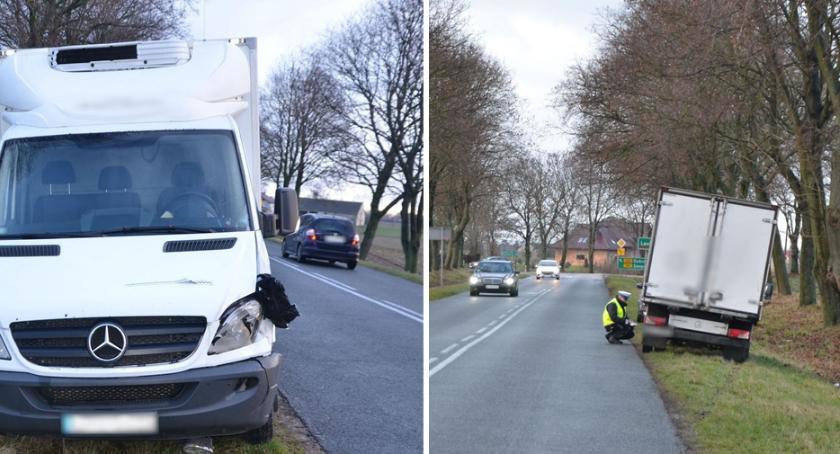 Wypadki drogowe, Tragedia Dobrzyniem Wisłą żyje letnia uczennica włocławskiej szkoły - zdjęcie, fotografia