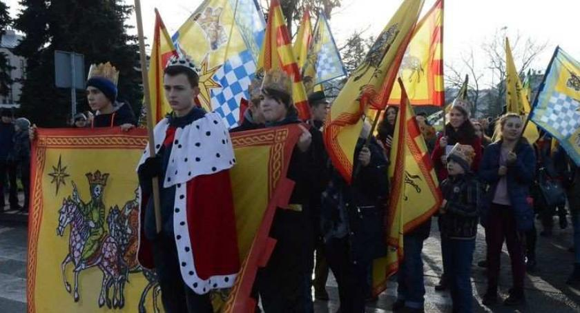 Święta państwowe i religijne, Orszak Trzech Króli Włocławku [PROGRAM] - zdjęcie, fotografia