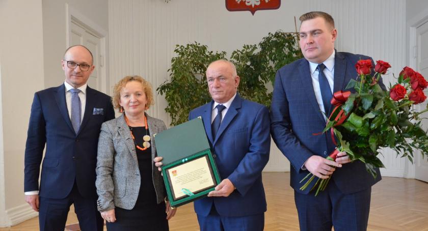 Polityka, lecie Starostwa Powiatowego Włocławku [VIDEO] - zdjęcie, fotografia