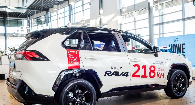 Polecamy, Otwarte Toyota Włocławek Jaworski Dealer - zdjęcie, fotografia
