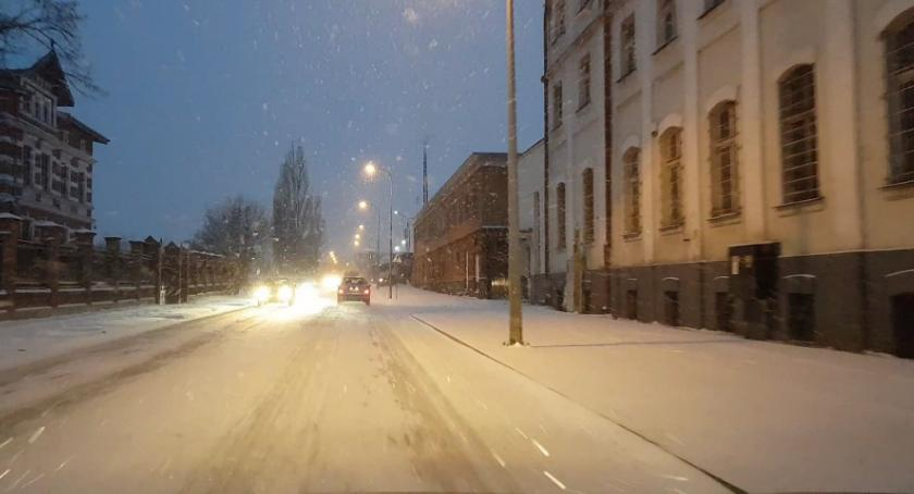 Ludzie_, zaatakowała Włocławku powiecie włocławskim sytuacja drogach [FOTO VIDEO] - zdjęcie, fotografia