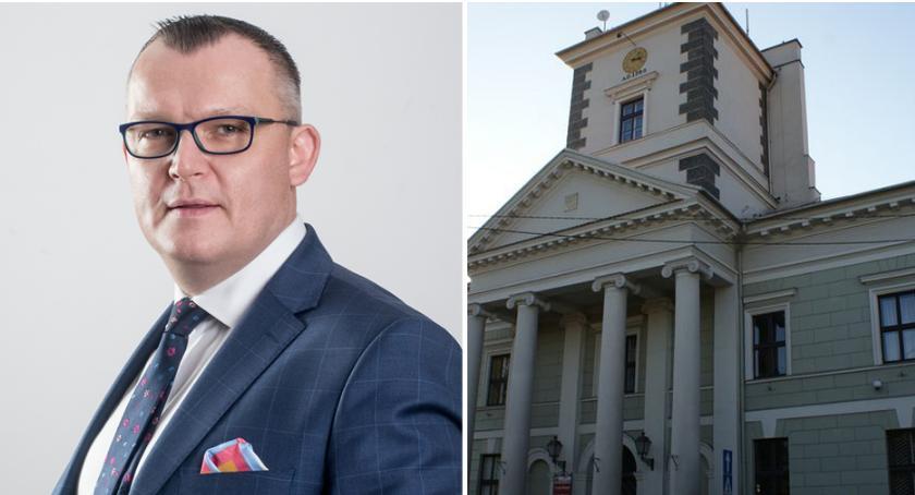 Inwestycje, Burmistrz Brześcia Kujawskiego Tomasz Chymkowski nominowany tytułu Osobowość - zdjęcie, fotografia