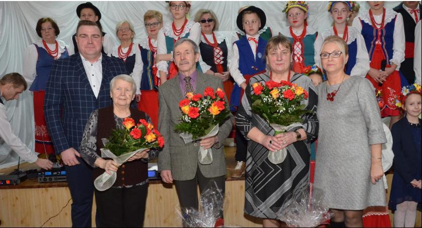 Kultura, Dzień Babci Dziadka Kruszynie [ZDJĘCIA] - zdjęcie, fotografia