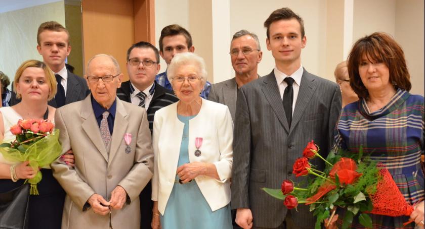 Ludzie_, Jubileusze małżeńskie Włocławku - zdjęcie, fotografia