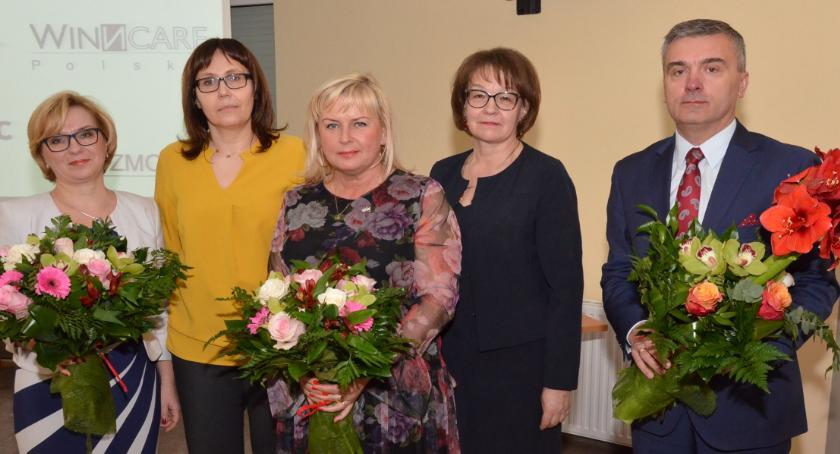 Szkoły wyższe, konferencja Naukowo Szkoleniowa Włocławku - zdjęcie, fotografia