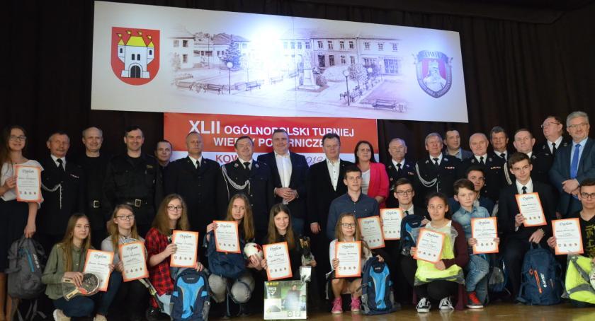 Wydarzenia_, Ogólnopolski Turniej Wiedzy Pożarniczej Kowalu - zdjęcie, fotografia