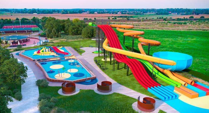 Inwestycje, Ciechocinku powstanie druga część wodnego placu zabaw - zdjęcie, fotografia