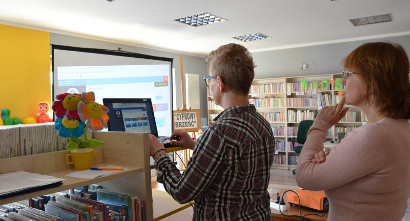 Polecamy, Szkolenia Bibliotece Publicznej Brześciu Kujawskim Trwają zapisy - zdjęcie, fotografia