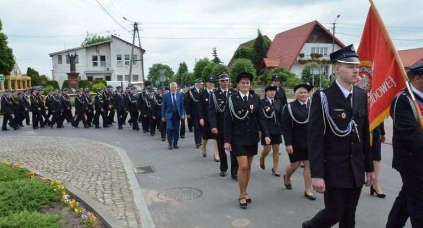 Wydarzenia_, Powiatowe Obchody Strażaka Choceniu - zdjęcie, fotografia