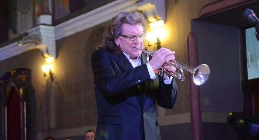 Koncerty, Koncert poświęcony Zbigniewowi Wodeckiemu Włocławku - zdjęcie, fotografia