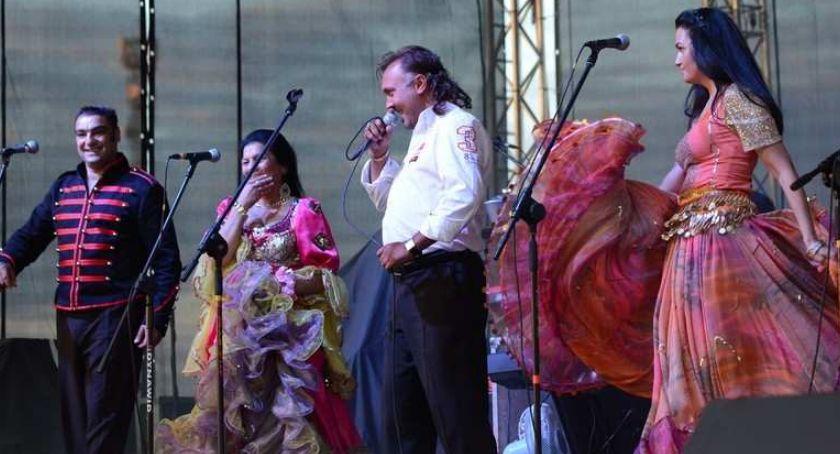 Rozrywka, Międzynarodowy Festiwal Piosenki Kultury Romów Ciechocinku - zdjęcie, fotografia