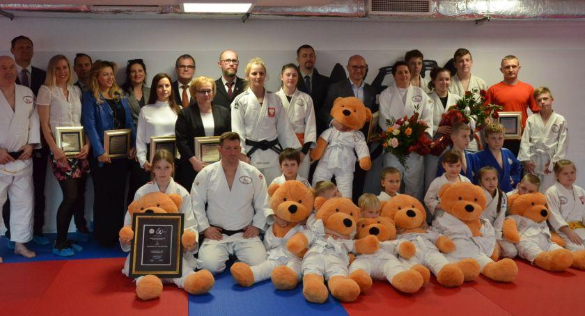 Karate, OLIMPIJCZYK Włocławek nowym obiekcie Delfin - zdjęcie, fotografia