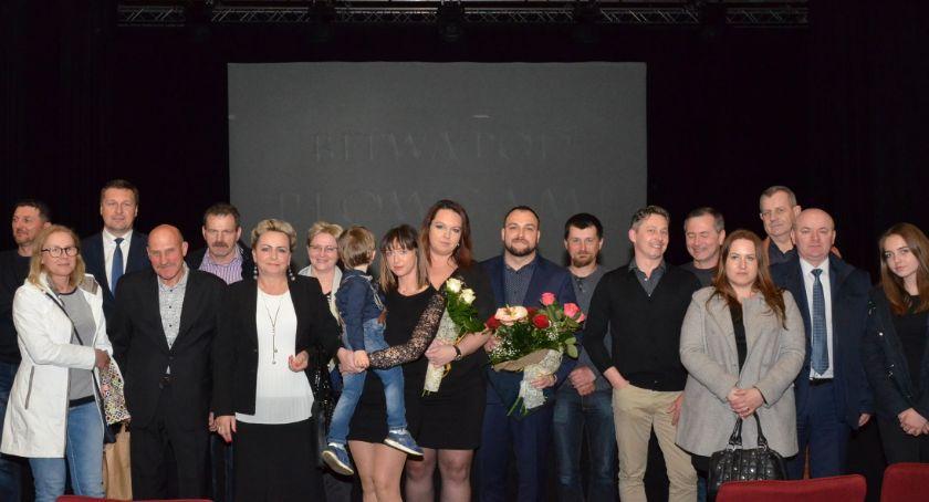 Polecamy, Premiera filmu Bitwa Płowcami Browar Włocławku - zdjęcie, fotografia