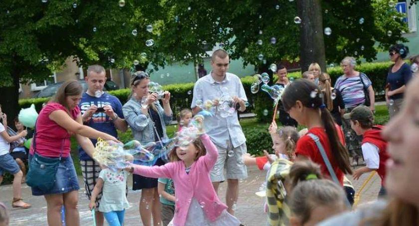 Imprezy, Dzień Dziecka Brześciu Kujawskim zaplanowali - zdjęcie, fotografia