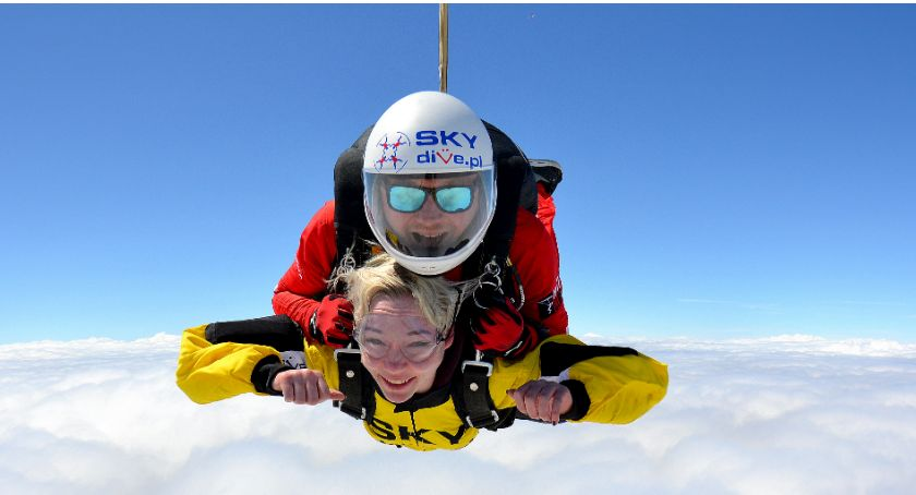 Region_, Szukasz pomysłu prezent Wręcz voucher spadochronowy tandemie! - zdjęcie, fotografia