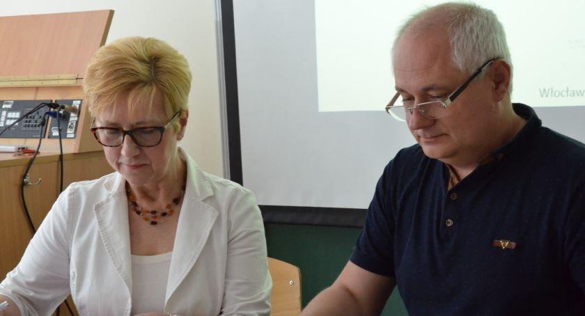 Szkoły wyższe, Międzynarodowa Konferencja Naukowa Włocławku - zdjęcie, fotografia