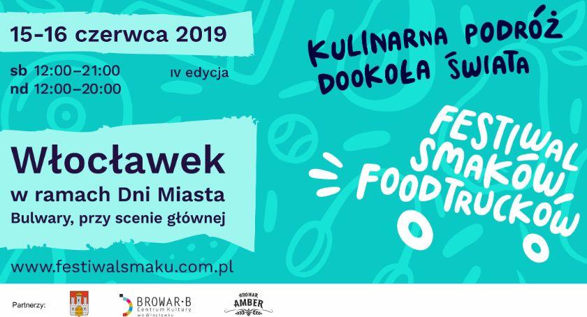 Imprezy, Włocławka Festiwal Smaków Trucków - zdjęcie, fotografia