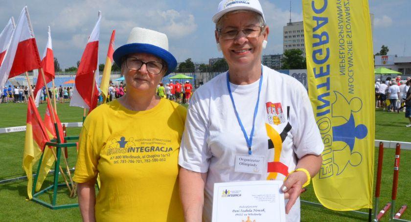 Lekkoatletyka, Olimpiada Hefajstosa Włocławku - zdjęcie, fotografia