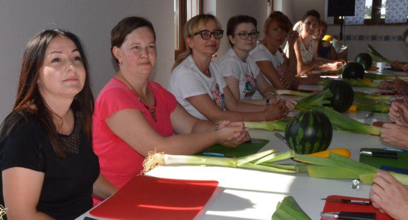 Ludzie_, Szkolenie carvingu Majątku Kaniewo Gmina Boniewo - zdjęcie, fotografia