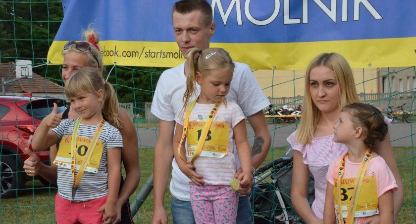 Biegi, SPLLUWA czyli Sportowe Powitanie Smólniku - zdjęcie, fotografia