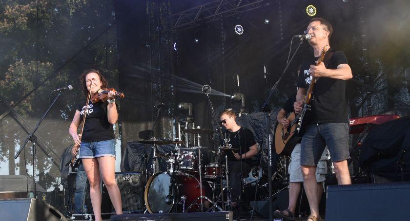 Koncerty, Święto Żuru Kujawskiego Brześciu Kujawskim Koncerty [DZIEŃ DRUGI] - zdjęcie, fotografia