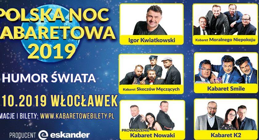 Rozrywka, Polska Kabaretowa Włocławku Humor świata rozbawi - zdjęcie, fotografia