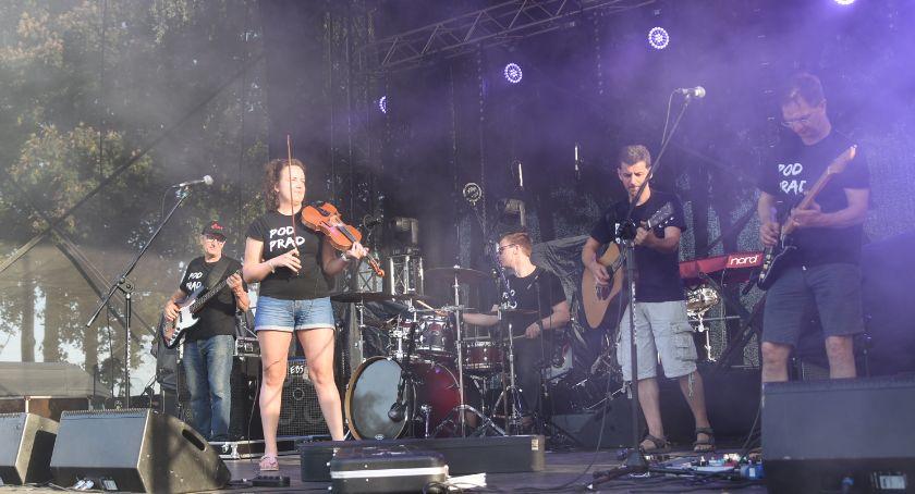 Koncerty, Koncert PRĄD Bulwarach Włocławku niedzielę - zdjęcie, fotografia