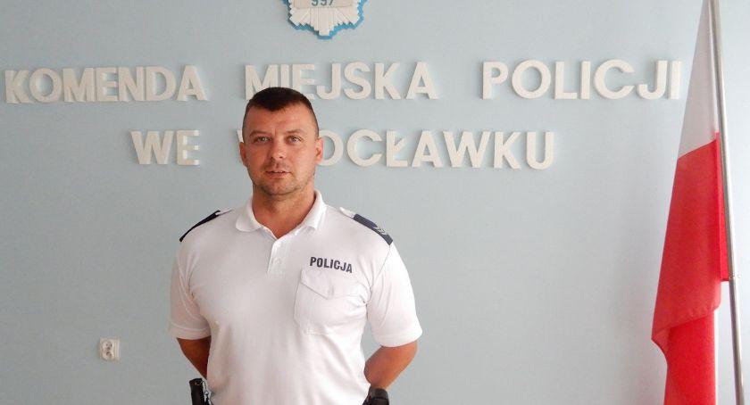 Sprawy kryminalne - kronika, Desperacka ucieczka wpław Jeziorze Skoki Gminie Włocławek - zdjęcie, fotografia