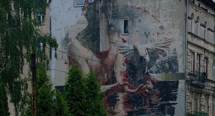 Inwestycje, Mural powstanie Włocławku będzie przedstawiał - zdjęcie, fotografia